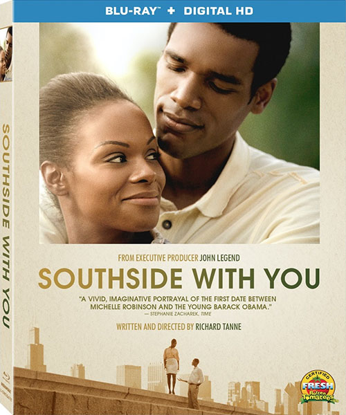 Саутсайд с тобой / Southside with You (2016/BDRip/HDRip)