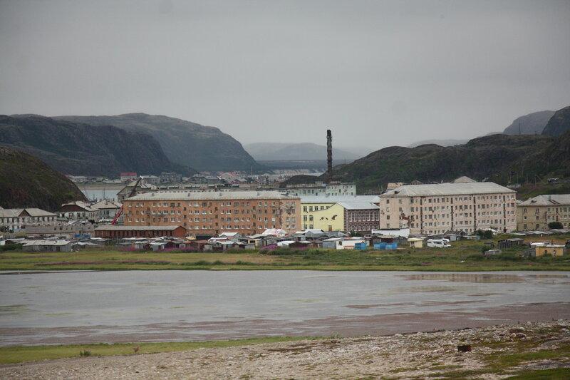 Териберка: арктическое село