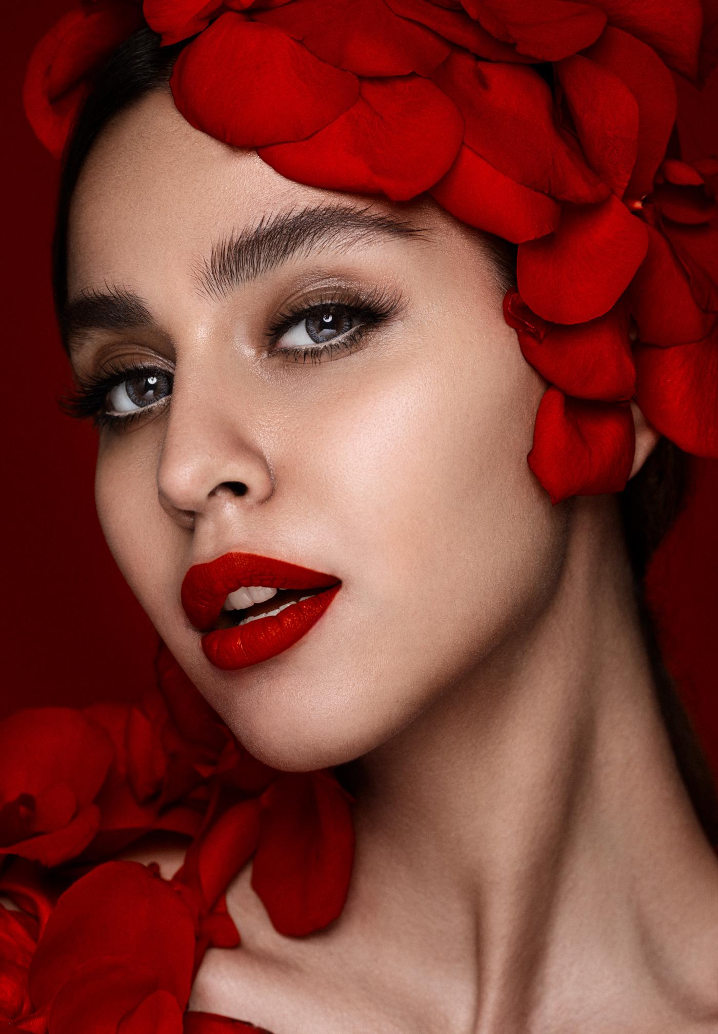 Miss Rose / Aniya Masomi фото Babak Fatholahi