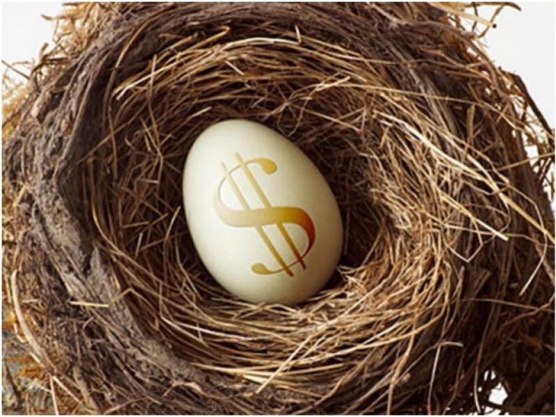 С днем предпринимателей! Золотых яиц вам!