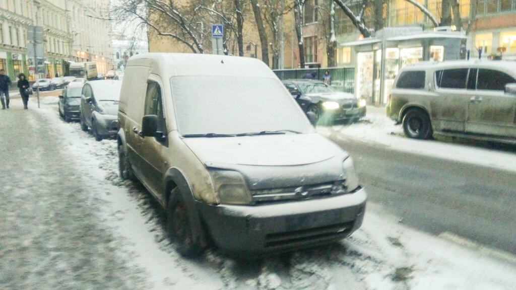 Паркуйся без номеров в центре Москвы