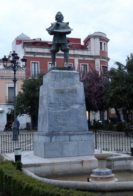Plaza de Cervantes, Badajoz
