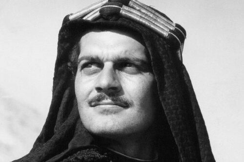 Омар аш-Шариф.