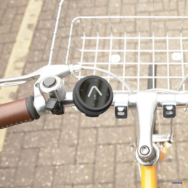 Умный компас для велосипеда (3 фото)