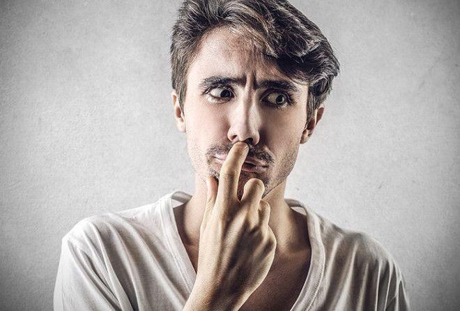 Знает, но молчит: 8 мелочей, о которых он тебе не расскажет (1 фото)