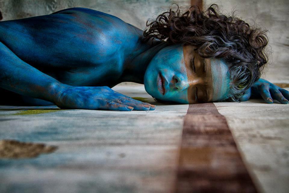 Человек и природа в фотопроекте Клэр Жан (6 фото)
