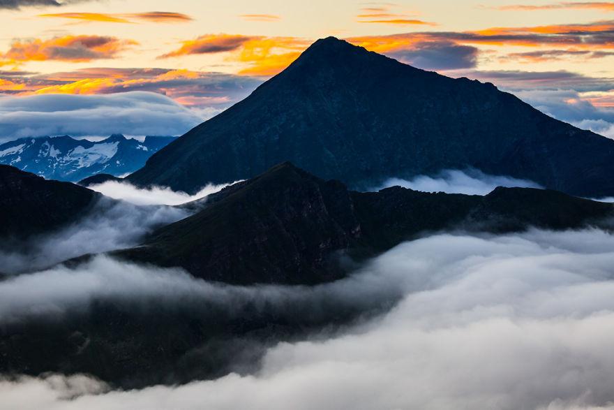 Просто взгляните на эти впечатляющие снимки неподдельного совершенства природы.