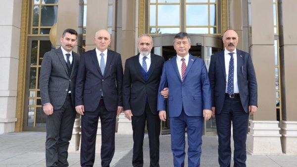 Информации овизите Эрдогана вРФ вначале весны пока нет