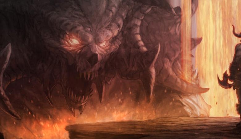 Игрок прошёл Diablo 2, неатакуя монстров