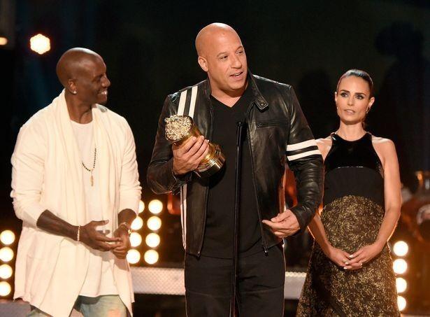 Вин Дизель отдал дань памяти Полу Уокеру наMTV Awards