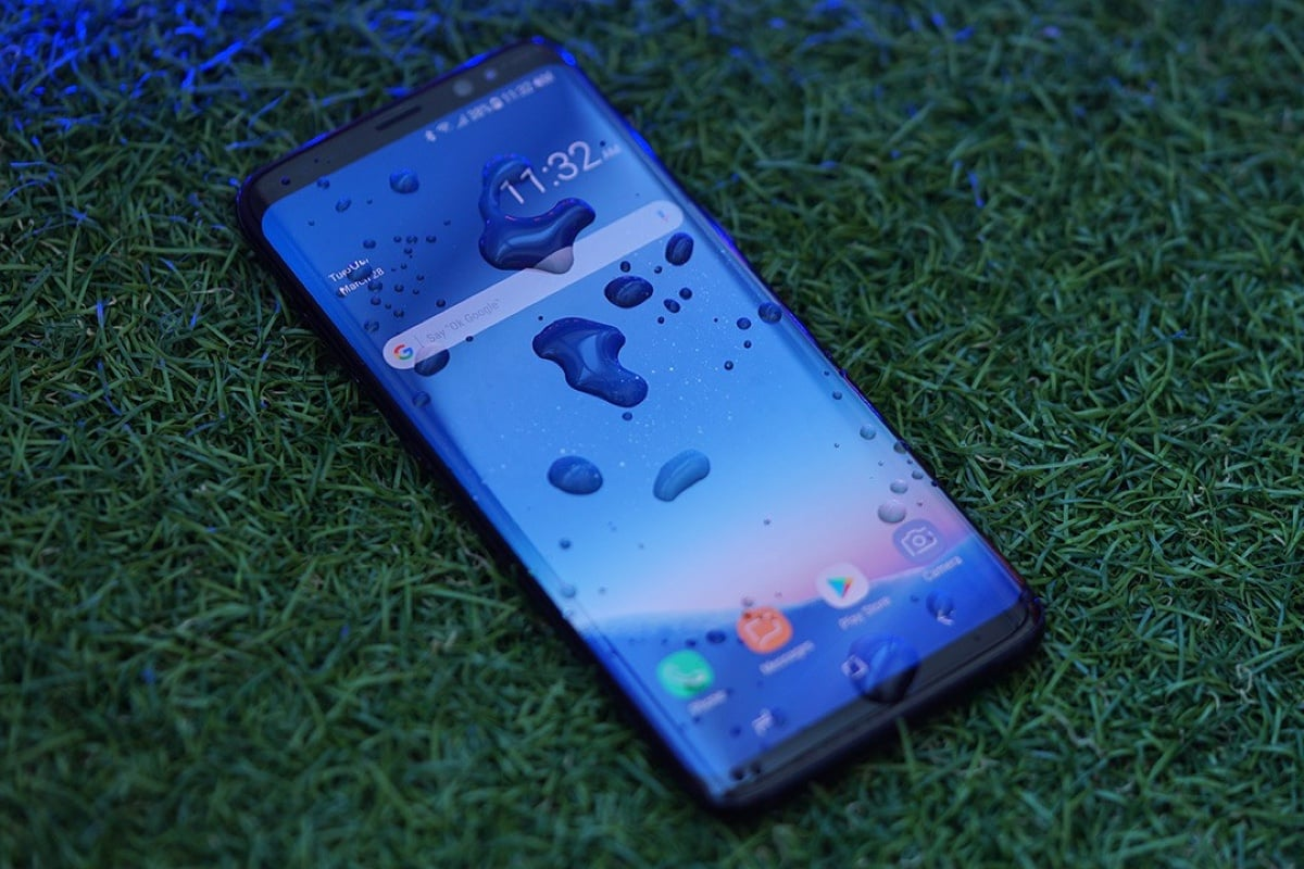 Прототип Galaxy Note 8 показан на«шпионских» фото