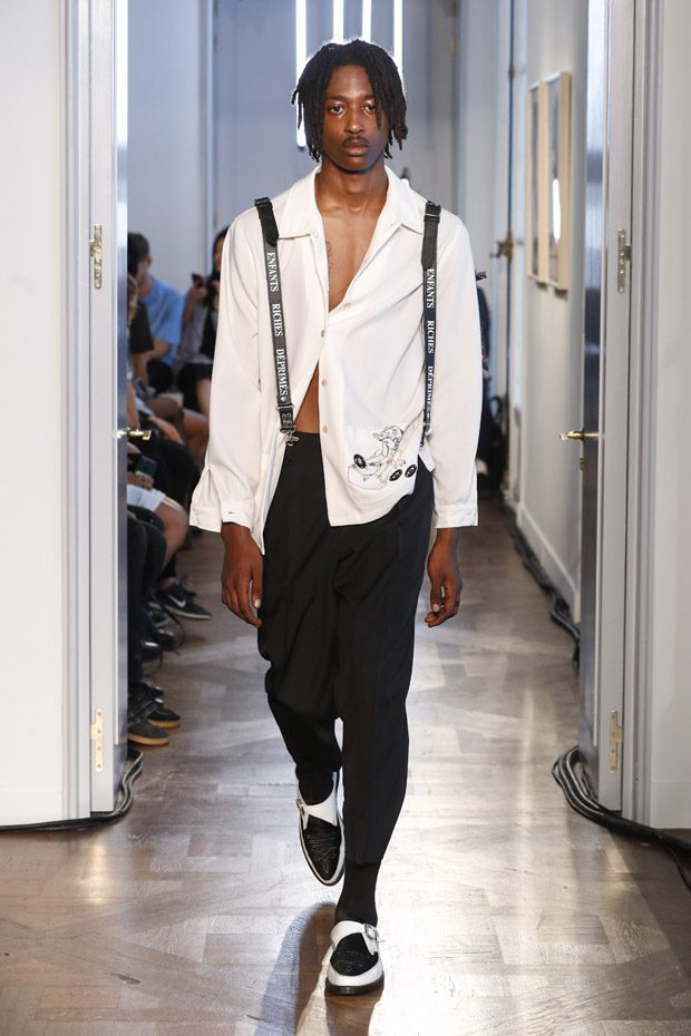 #PFW: Enfants Riches Deprimes Spring Summer 2018 Collection
