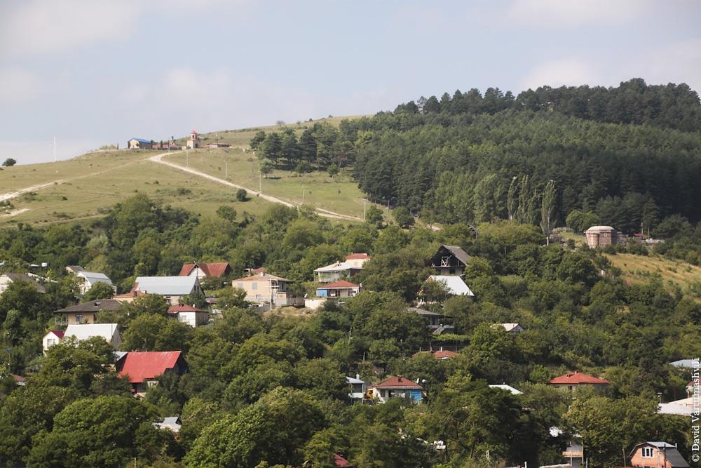 Грузия, Сурами. -