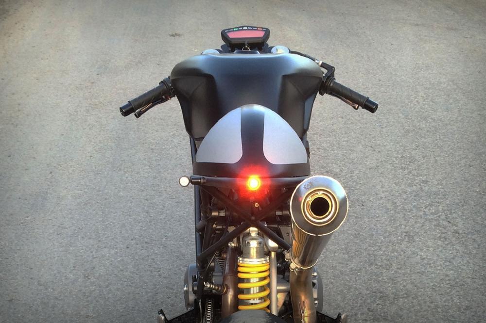 Кафефайтер Ducati 796 HyperCafe