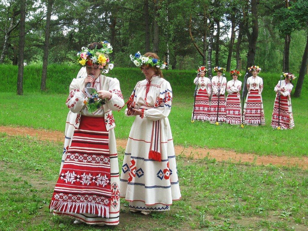 Белоруссия.