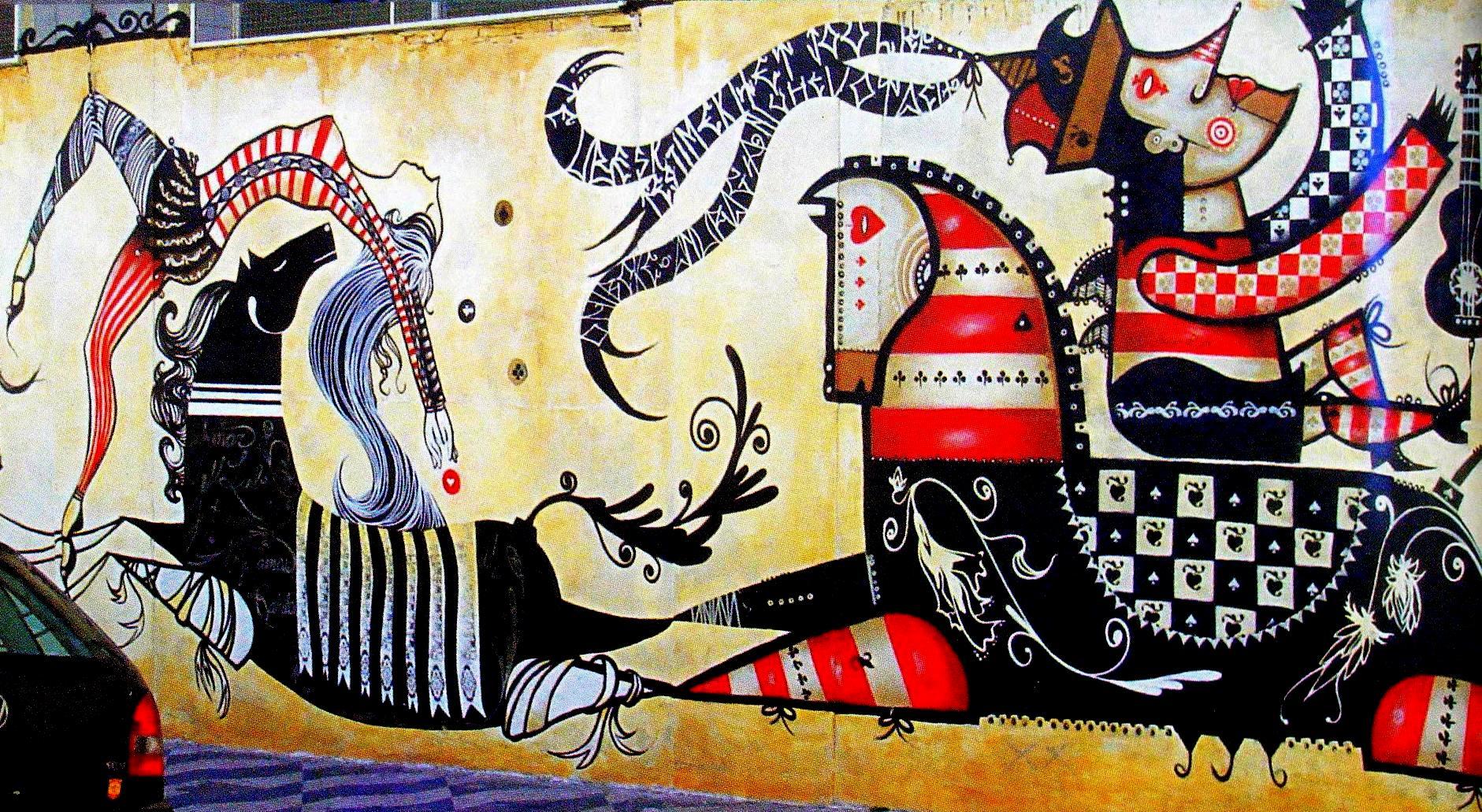 Arte de rua: mitos e conflitos
