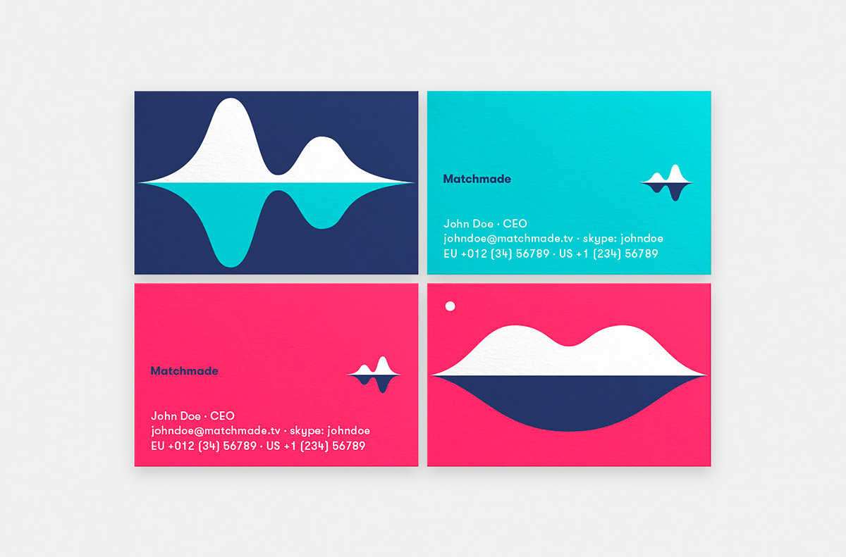 Matchmade Identity by Muskat & Upstruct