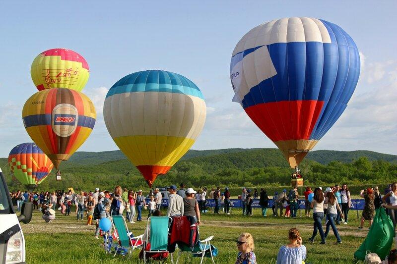 Фестиваль воздухоплавания «Абинская Ривьера»