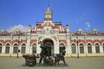 Старый ж/д вокзал в Екатеринбурге