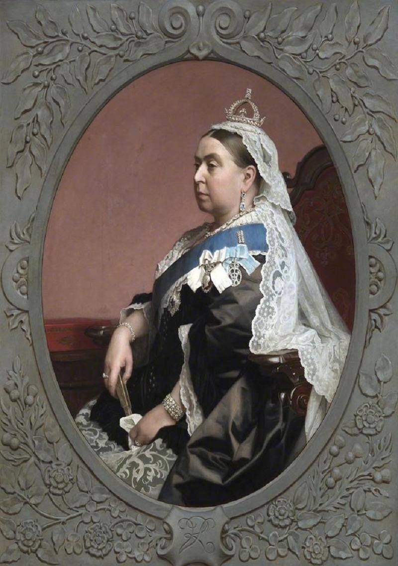 Queen Victoria (1819–1901) - George Dunlop Leslie & James Hayllar..jpg
