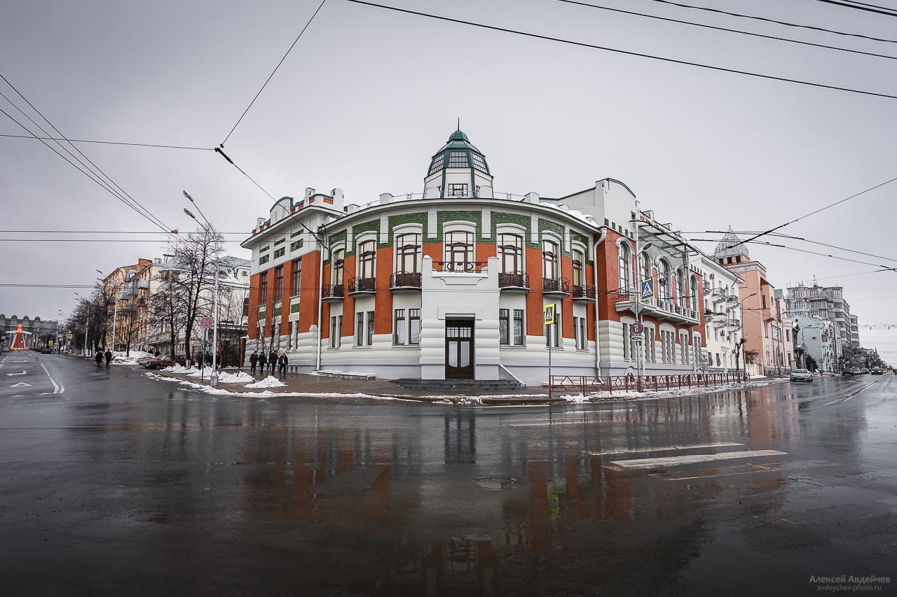 Военно-исторический музей ПУрВО