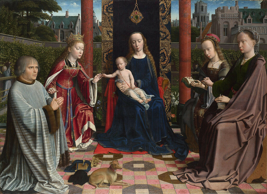 1280px-Gerard_David_-_The_Virgin_and_Child_with_Saints_and_Donor_-_Google_Art_Project1510.jpg