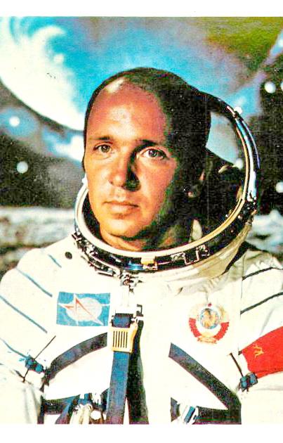 Дважды Герой СССР космонавт В. В. Лебедев.jpg