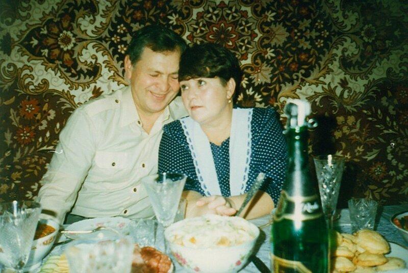 На кухне с классной русской мамой фото 290-967