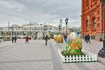 Москва пасхальная