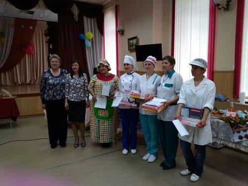 КОнкурс поваров -2017