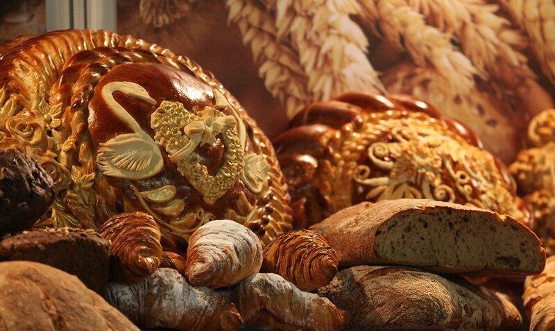 Национальные виды хлебобулочных изделий с фото