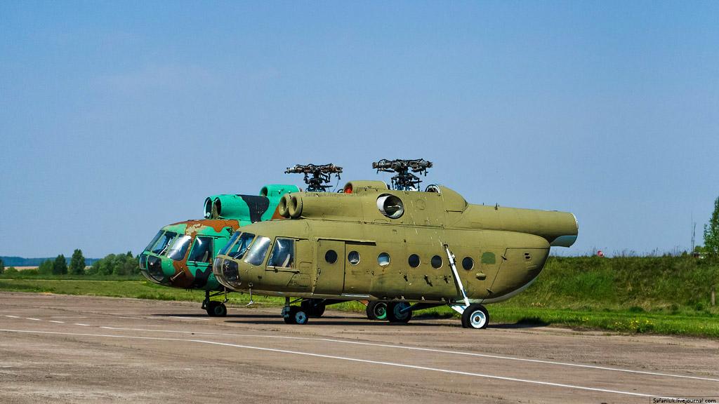 Ми-8 ВВС Югославии