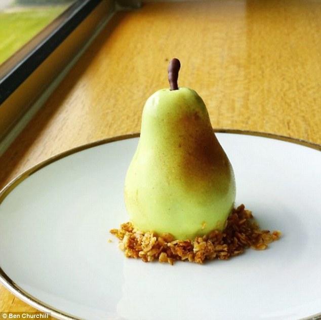 Восхитительные десерты, которые выглядят как обычные продукты питания (9 фото)