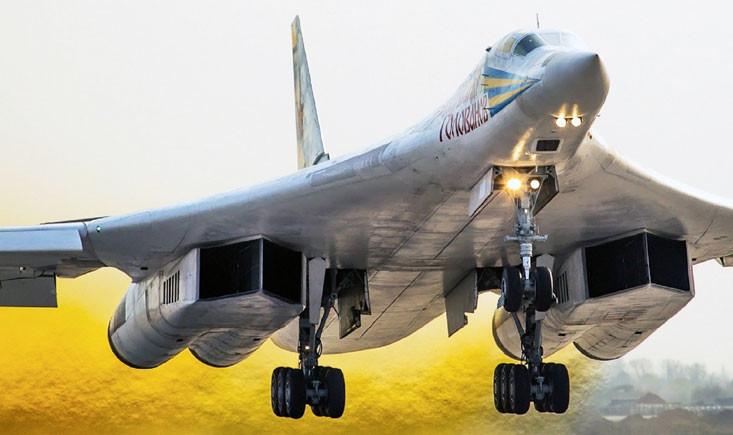 Новый комплекс обороны защитит Ту-160М2 от всех типов ракет (2 фото)