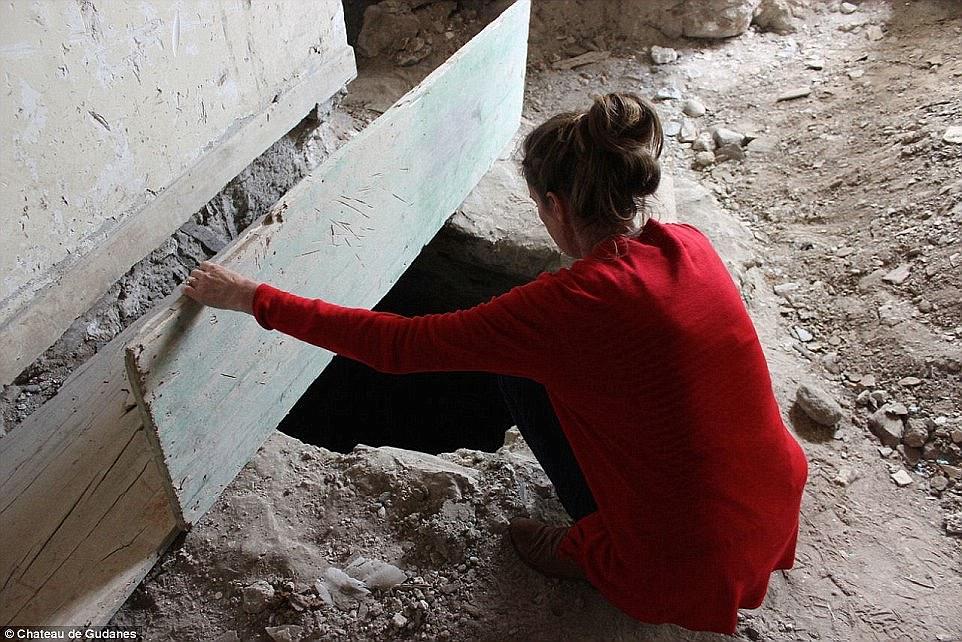 Во время реставрации супруги обнаружили в здании много интересного: «Замок медленно раскрывал нам св