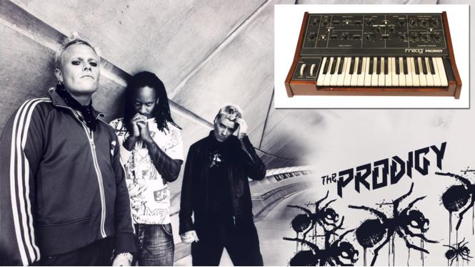 The Prodigy В названии этой группы никакой тайны нет. Лиам Хоулетт, создатель и участник коллектива,