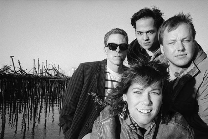 Pixies Название для коллектива выбирали методом тыка в словарь. Поэтому группа и получила название P