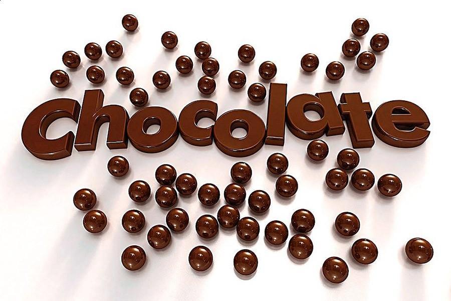 8. Слово «шоколад», вероятно, происходит от слова