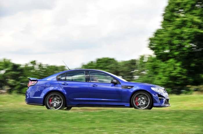 Автомобиль ,который войдёт в историю. VXR8 GTS-R основан на модели Holden GTS-R, которая является пр