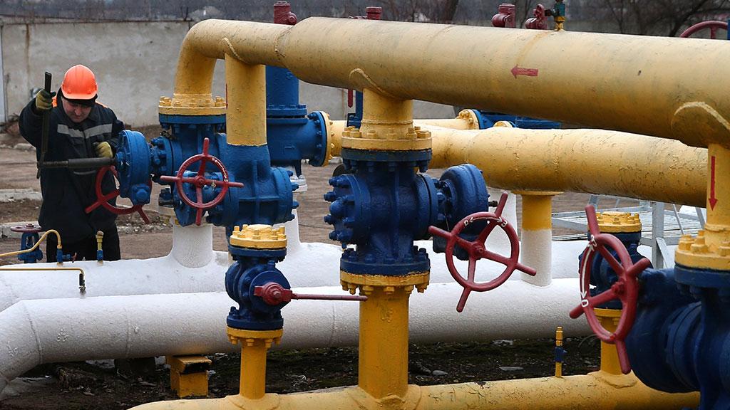 «Нафтогаз»: Транзит газа через Украинское государство упал на19% из-за загрузки Opal