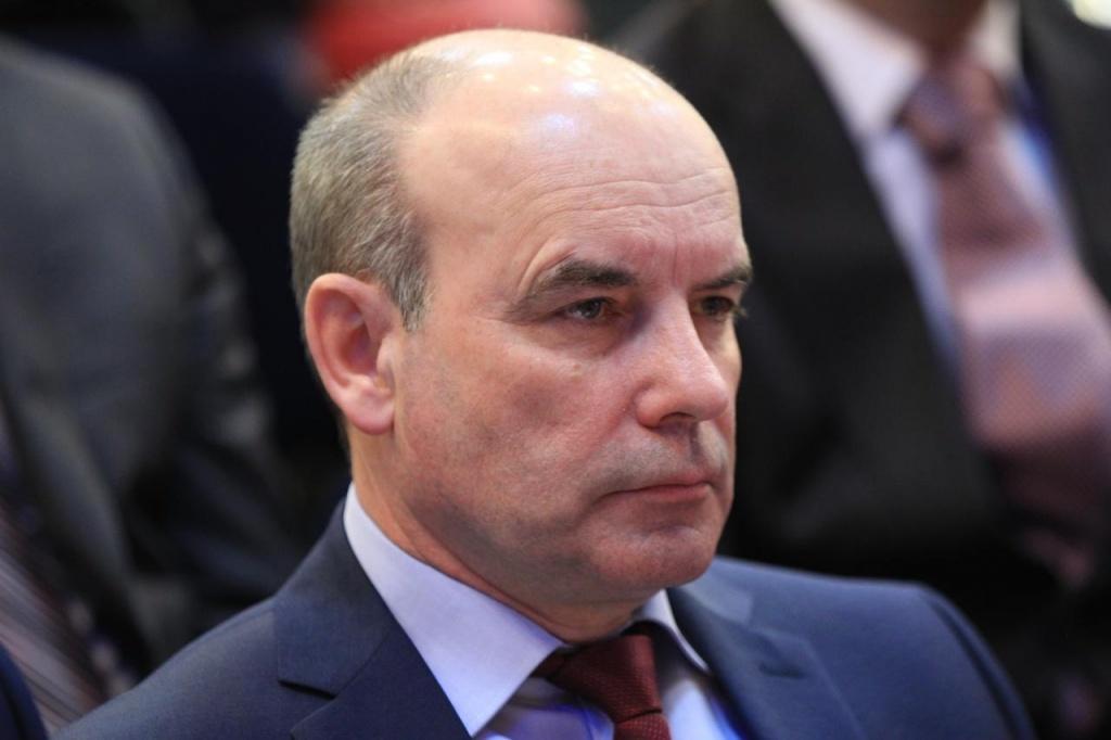 Владимир Нагорный избран президентом «Салавата Юлаева»