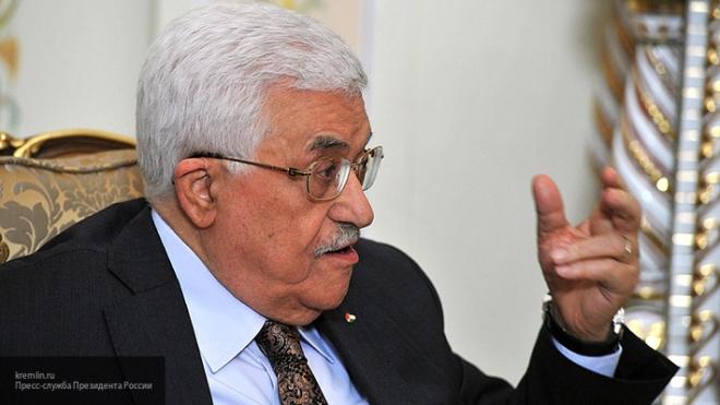 Президент Палестины Аббас встретится вСША сТрампом кконцу весны