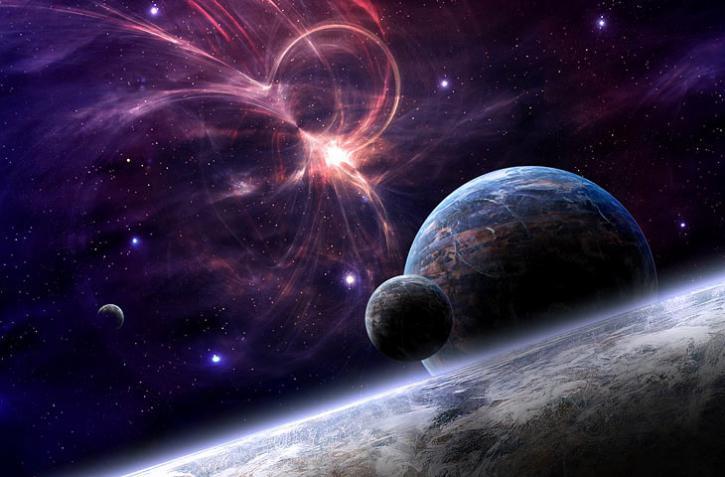 КЗемле приближается неведомая планета со причудливыми объектами внутри— Астрофизики