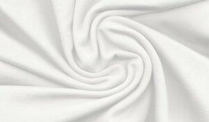"""Футер 2-нитка """"БЕЛЫЙ"""" ,петля, Состав: 95 %хлопок 5 % лайкра, Качество: компакт пенье, плотность 230 гр, Ширина 180 см,  Цена 380,00"""