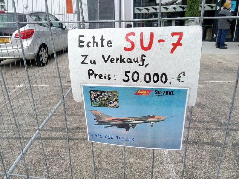 Су-7 на продажу