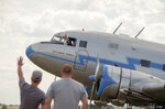 "Lisunov Li-2 ""Kármán Tódor"" HA-LIX"