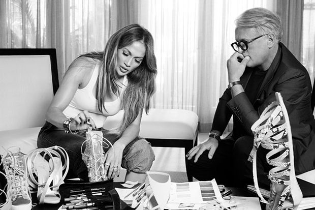 Giuseppe for Jennifer Lopez: Italian Fashion and Hollywood Teams Up (3 pics)