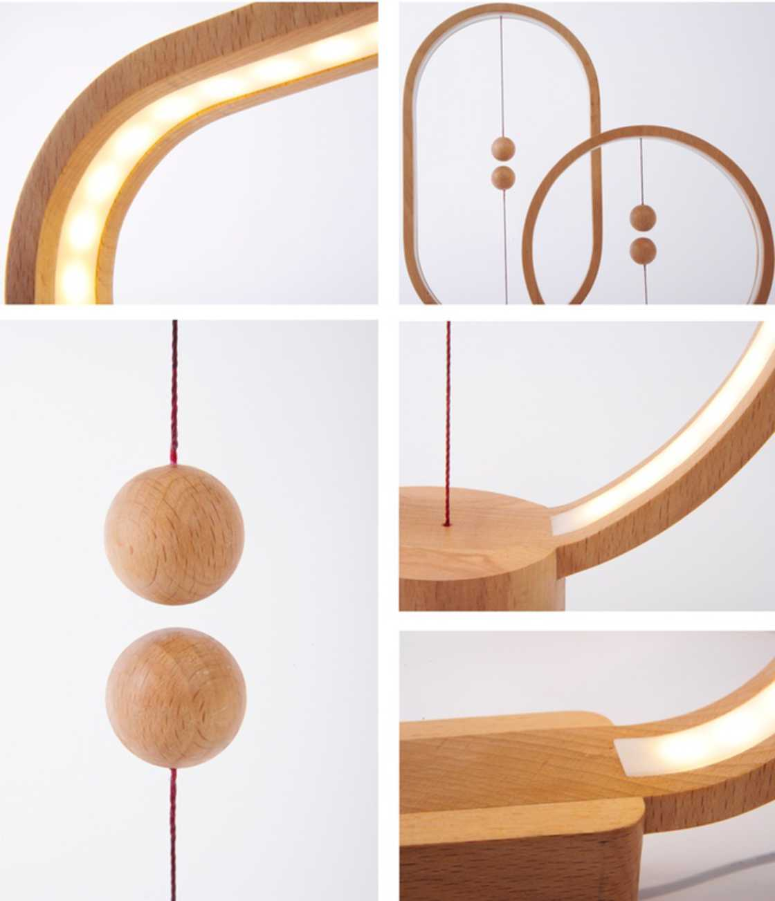 Heng Balance Lamp - A beautiful lamp with a levitating switch