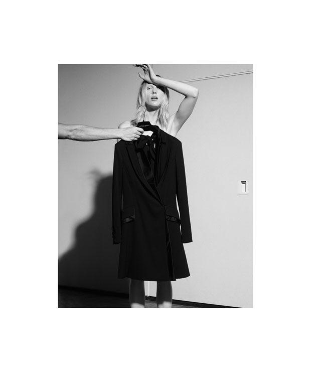 ANNELY BOUMA Stuns For Harper's Bazaar Shoot by NAGI SAKAI