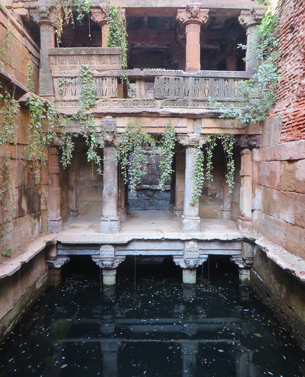 Batris Kotha Vav. Kaoadvanj, Gujarat c. 1120.